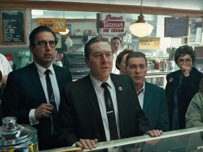 How viewership for Netflix's 'The Irishman' stacks up against its most-watched original movies
