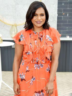 Mindy Kaling Is Reportedly Pregnant With Her First Child