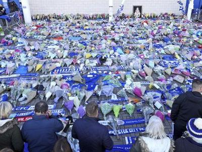 Leicester City owner's fate still unclear day after helicopter crash