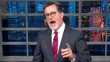 Stephen Colbert Shows How GOP Senators Really Feel About 'Mouthy' Sexual Assault Victims