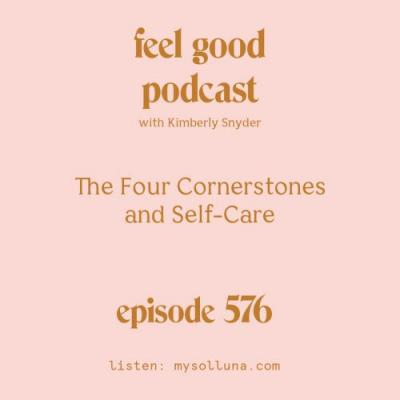 The Four Cornerstones and Self-Care