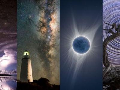 10 Shortlisted Photos of Astronomy Photographer of the Year 2018