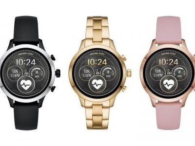 Michael Kors 'Runway' gets Wear OS w/ NFC and 'swimproof' design, Snapdragon 2100