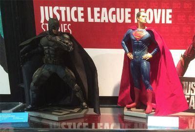 DC Collectibles Toy Fair Gallery: Justice League & More
