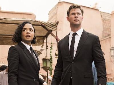 Men In Black Box Office: International Gets The Number One Spot, But Still Disappoints