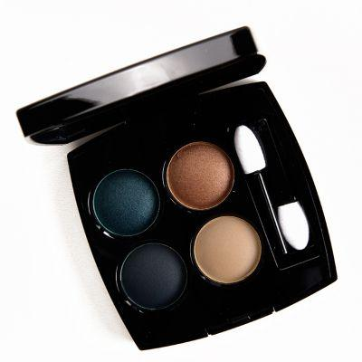 Chanel Road Movie Les 4 Ombres Eyeshadow Palette