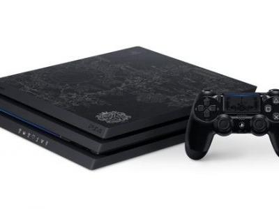 Kingdom Hearts III's Stylish Limited Edition PS4 Pro Bundle Is a GameStop Exclusive