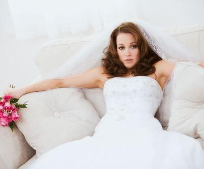 7 Wedding Dress Disasters That Will Make You Want To Elope Instead, According To 7 Brides
