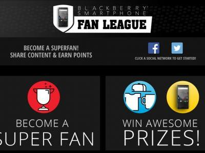 BlackBerry Launches Loyalty Program For Its Fans
