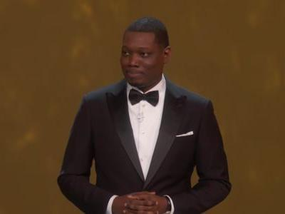 Watch Michael Che Hand Out Reparations Emmys To Family Matters' Jaleel White And More