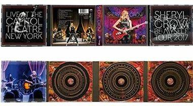 Holiday Gift Alert! Music Blu-ray Review: Sheryl Crow - Live at the Capitol Theatre