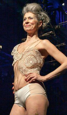16 Breast Cancer Survivors Create the Boldest Fashion Catwalk Ever