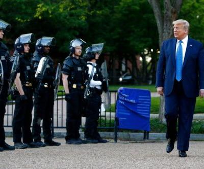 Violence continues as Trump threatens military force against protesters nationwide