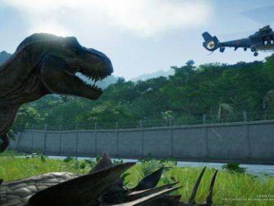 Jurassic World Evolution Adds Bryce Dallas Howard and BD Wong to Game