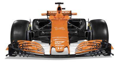 McLaren-Honda MCL32 Unveiled With Surprise Orange & Black Livery