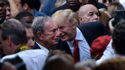 Trump Follows Mayor Bloomberg's Ethics Steps; Critics Call That Inadequate