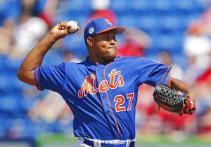 Mets' Familia suspended 15 games for domestic violence