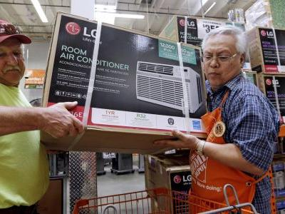 Home Depot roars back the second quarter