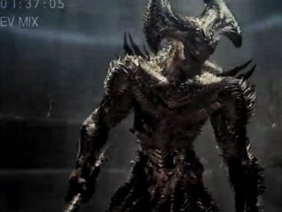 Zack Snyder Shares Image of Steppenwolf from Justice League