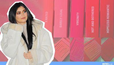 People are not happy about the names of Kylie Jenner's blusher range