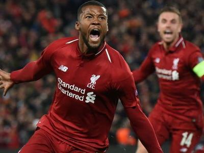 Liverpool hero Wijnaldum: I was angry at Klopp for benching me against Barcelona