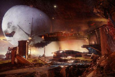Take a tour through Destiny 2's gorgeous new sci-fi worlds