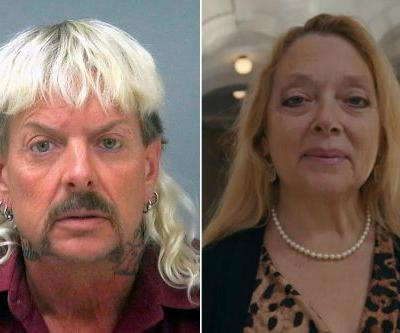 Carole Baskin granted control of Joe Exotic's former zoo following court ruling