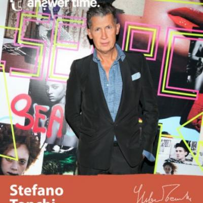 W's Editor in Chief Stefano Tonchi is taking questions! Ask him