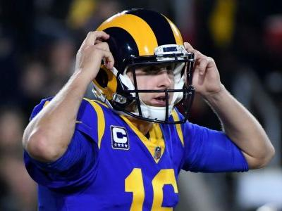 Rams pick up Jared Goff's fifth-year option