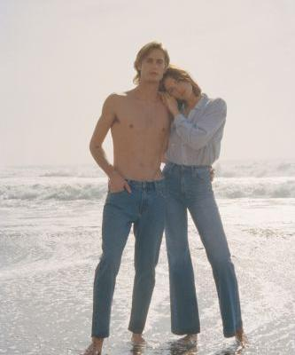 Neels Visser Takes to Malibu for Rolla's Spring '19 Campaign
