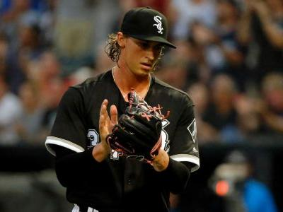 White Sox rookie Michael Kopech has UCL tear, Tommy John surgery recommended