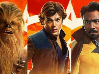 New Character Posters for Solo: A Star Wars Story