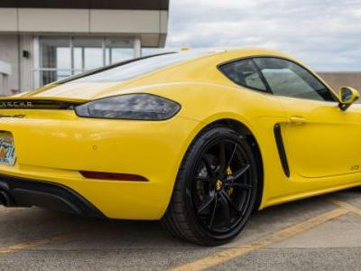 What Do You Want to Know About the 2018 Porsche 718 Cayman GTS?