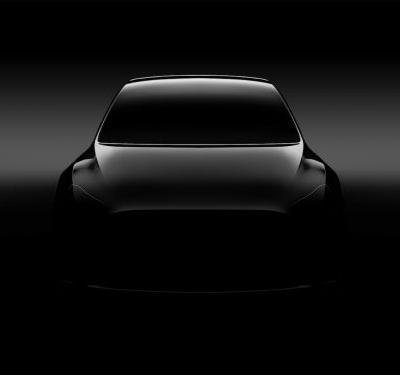 Tesla says it's likely going to build its next car, the Model Y SUV, at the Gigafactory
