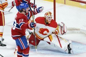 Toffoli's 2 goals lead Canadiens past Flames
