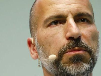 Read the memo Uber CEO Dara Khosrowshahi sent staff after its chief people officer resigned