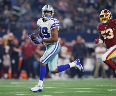 Dallas Cowboys use Amari Cooper, turnovers to roll over Washington Redskins in NFC East