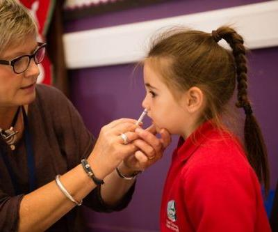 Children could face delays in getting their flu vaccine after testing issues