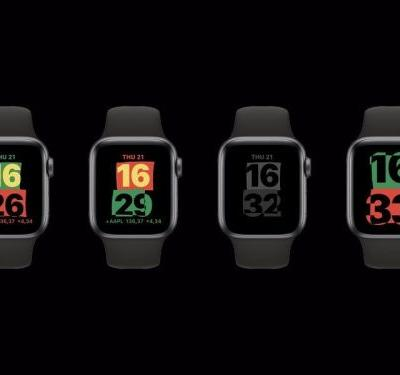 Apple debuts a new 'Unity' watch face in the watchOS 7.3 release candidate