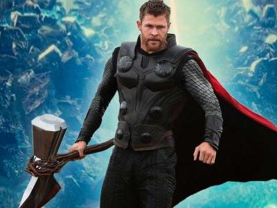 Chris Hemsworth Covers Johnny Cash's Hurt As Fat Thor In Endgame Set Video