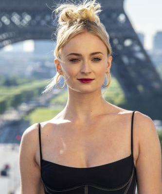 Here's Where To Buy Sophie Turner's Bevza Wedding Jumpsuit, Since It's Off The Rack