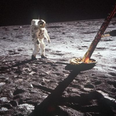 'The Day We Walked On The Moon' Showcases the Participants of Apollo 11