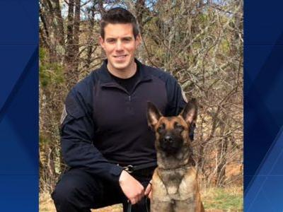 Fallen officer's K9 Nero also wounded, 'not out of the woods'