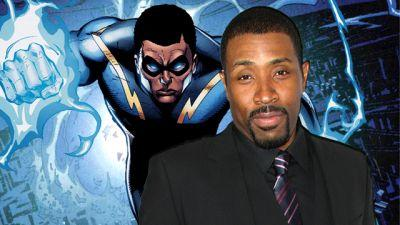 Cress Williams is The CW's Black Lightning!