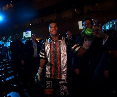 A 20-year-old American fighter delivered a knockout of the year candidate and is now being called a 'potential superstar'