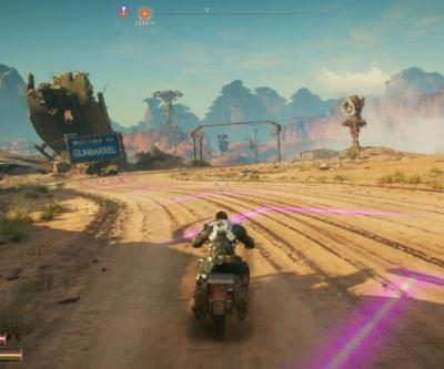 Rage 2 PC impressions: Fun guns with keyboard controls you'll want to remap immediately