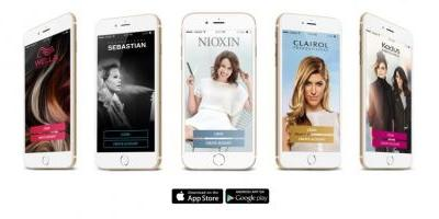 Coty Professional Beauty Launches New Line of Apps For Stylists