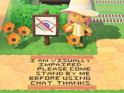 Animal Crossing: New Horizons fans are improving accessibility for visually-impaired players
