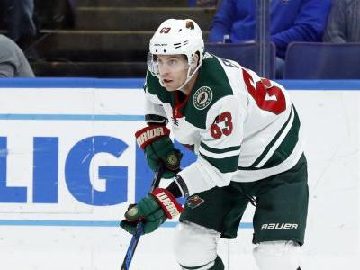 AP source: Wild's Ennis, Canadiens' Mason on buyout waivers