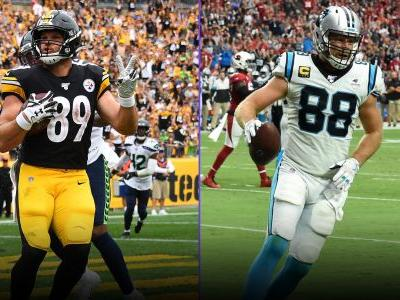 Fantasy Football Rankings Week 8: Tight End